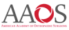 AAOS Annual Meeting, Aug 31 – Sept 3, San Diego