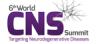 World CNS Summit, Feb 20-22, Boston, MA
