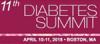 11th Diabetes Summit, April 10-11, 2018, Boston, MA
