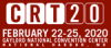 CRT20, Feb 22-25, 2020, National Harbor, MD